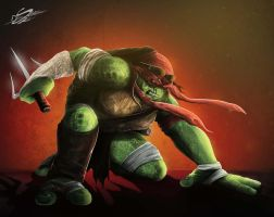 TMNT 2014 by Danthemanfantastic