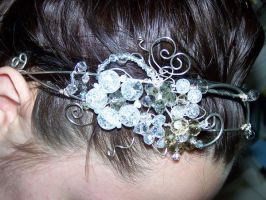 Hand crafted hair band... by Artsy50