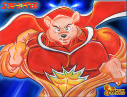 Here's... Superted by Natter45