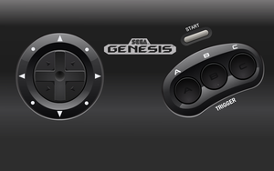 Genesis controller by Doctor-G