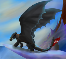 toothless furious by inquisidor69