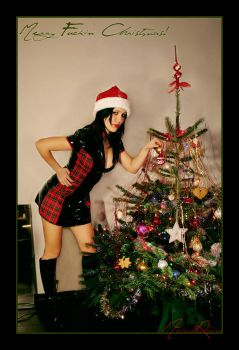 Merry Christmas '06 by LinAt