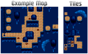 Reverse World Tiles by LTSeraa