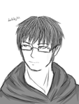takano and his stupid hoodie by Deathday94991313