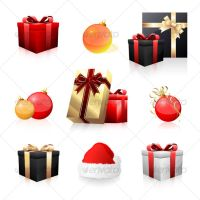Holiday icon collection by FreeIconsFinder