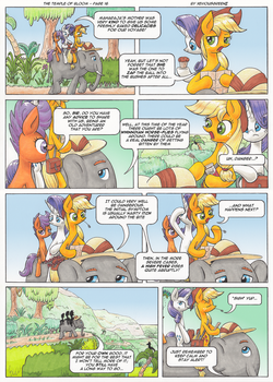 The Temple of Bloom - Page 16 by XeviousGreenII