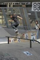AmsterdamAm - Heelflip Crooks by Obscurity-Doll