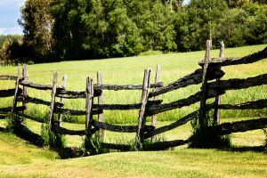 Old Fence cont'd by TearsofEndearment