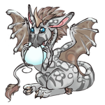 Pearlcatcher Hatching Aisling by necrisidragon