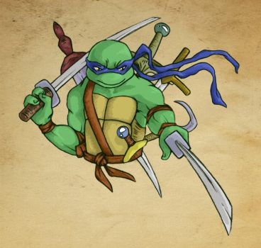 TMNT: Come To Daddy by Fulcrumisthebomb