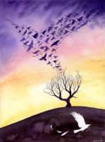 Counting Crows by LucieOn