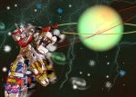 Planet Voltron by SuperJeff62