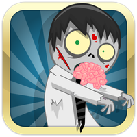 Kill The Zombies Icon by JordiHP
