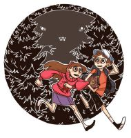 gravity falls by whittacker