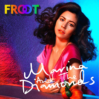 FROOT single cover w/ color logo by ColourCrayon