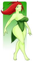 pamela isley by samuraiblack