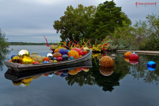 Chihuly Boats by Shade-of-Dreams