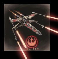 X-Wing by Destro7000