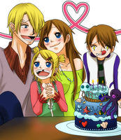 .:.Happy Birthday Sanji.:. by sonkahalx3