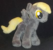 Handmade Derpy Hooves Plush ~ SOLD by Lunarchik13