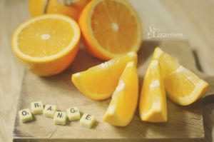 Sweet Oranges by Agathalizz