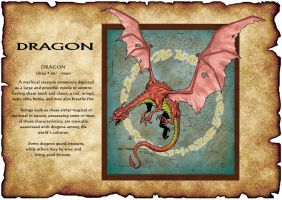 Dragon Poster Version B by Car2nst