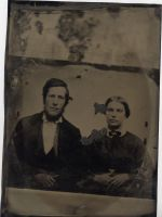 Found Photo Archive, Tintype 4 by re-source