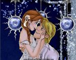 Love will thaw- Anna and Kristoff by PrincessOfCorona