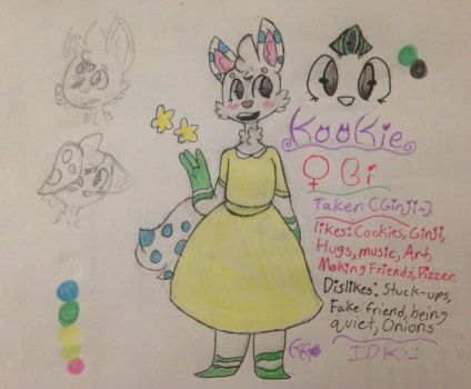 Kookie reference sheet 201x by cream-cookies-pizzer