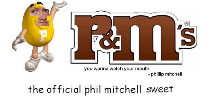 THE OFFICIAL PHIL MITCHELL SWEETS by chasz-manequin