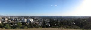 Los Angeles - Runyan Canyon pano by elodie50a