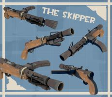 The Skipper TF2 style by Bawarner