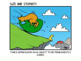 Depressed by Size-And-Stupidity