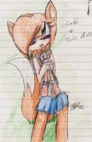 Cabi and Tails Doll by Baine-YoungBlood
