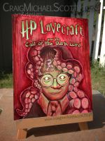 HP Lovecraft and the Call of the Dark Lord by CraigMichaelScott