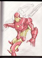 Iron Man by ruggala08