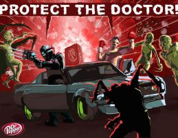 Protect The Doctor by Winter-Evening
