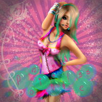 Colorful by Voslin