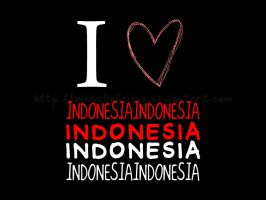I love Indonesia by pinkaholicious