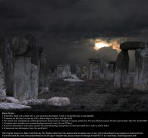 The Stone Circle - Stock by Thy-Darkest-Hour