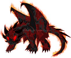 Magma by WolfsKnight