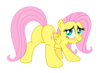 Shake it, Fluttershy by AleximusPrime