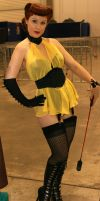 Silk Spectre I: Preview by theprincessbee