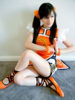 Ling Xiaoyu Cosplay by RiiCosplay