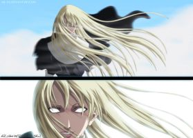 Claymore - Galatea by AR-UA