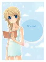 Namine - KH by Starlight-Usagi
