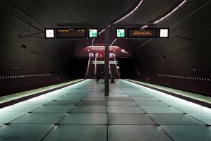 Tram stations by OliviaMichalski
