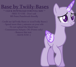 MLP Base 333 by Twiily-Bases