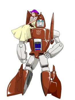 The Girl Who Loved Powerglide by seriousearth