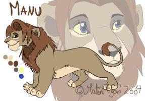Manu - the youngest brother by tigon